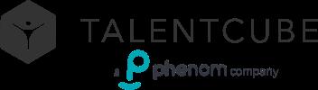 Talentcube Logo schwarz