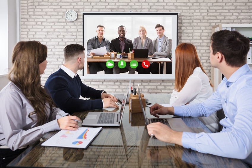 Corporate Communication via Video