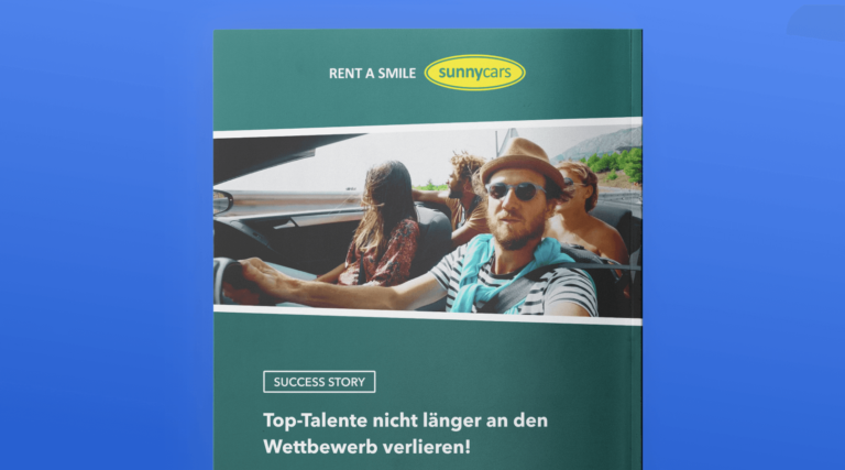Sunny Cars – stop losing top talents to the competition!