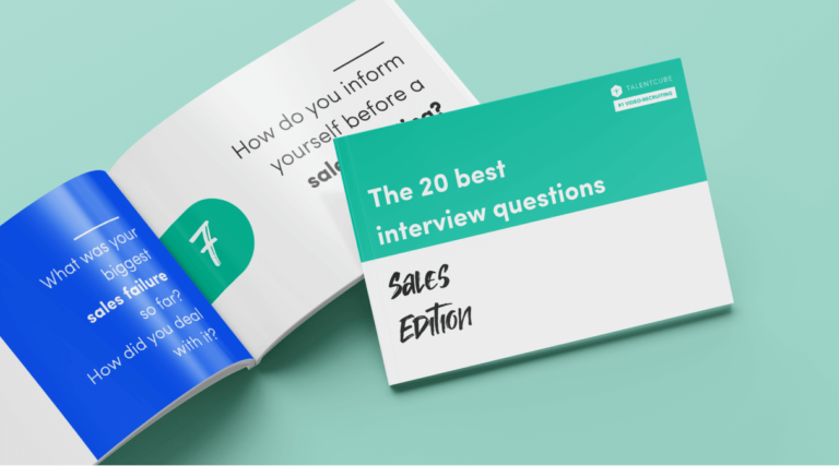 Questionnaire: The 20 best interview questions – Sales edition