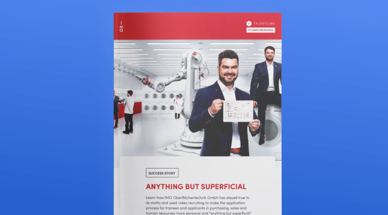 IMO Oberflächentechnik GmbH – Anything but superficial